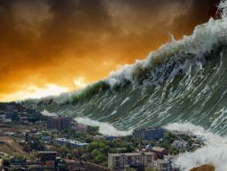 Tsunami Islas Canarias