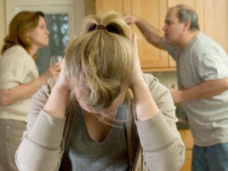 Cómo pelear con tus seres queridos