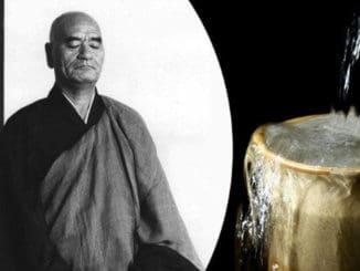 El maestro Zen