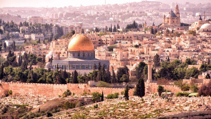 desaparición de Israel