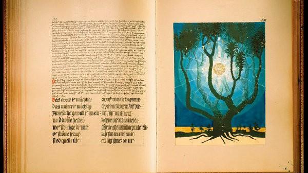 El libro rojo de carl-jung