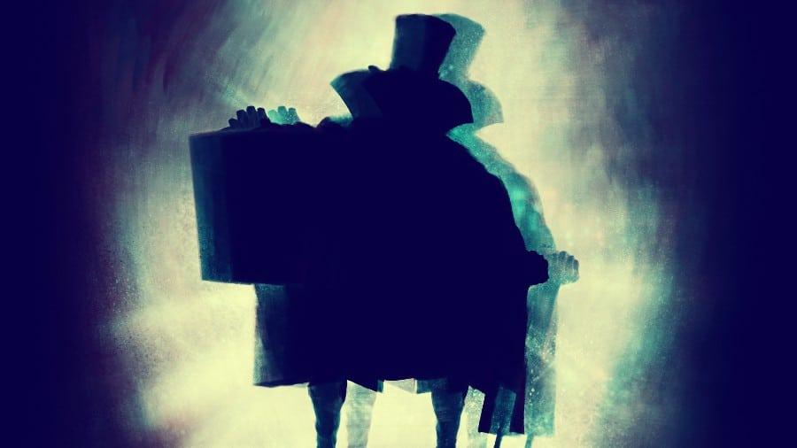 Fantasma aterra a Disneyland