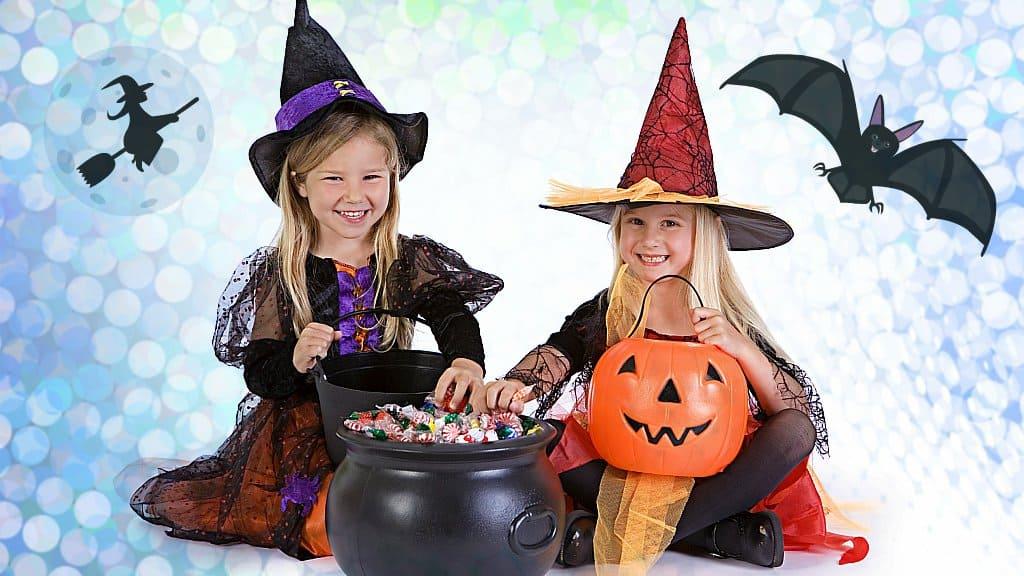 Halloween para los niños