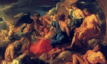 El mito del Dios Helios y su hijo Faetón