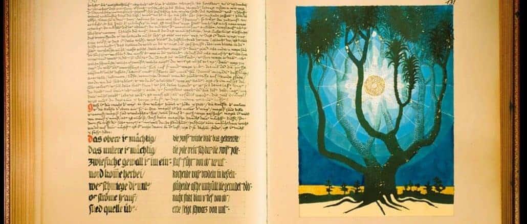 Libro Rojo de Carl Jung