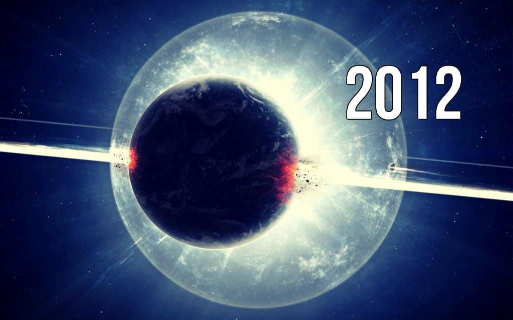 mundo se acabará en 2012