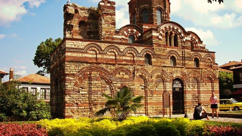 Iglesia de Cristo Pantocrátor