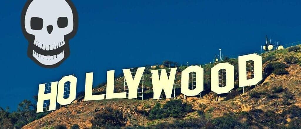 maldiciones de Hollywood