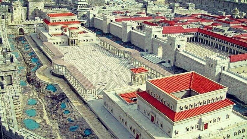 Herodes en Jerusalen