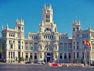 Palacio de Comunicaciones España