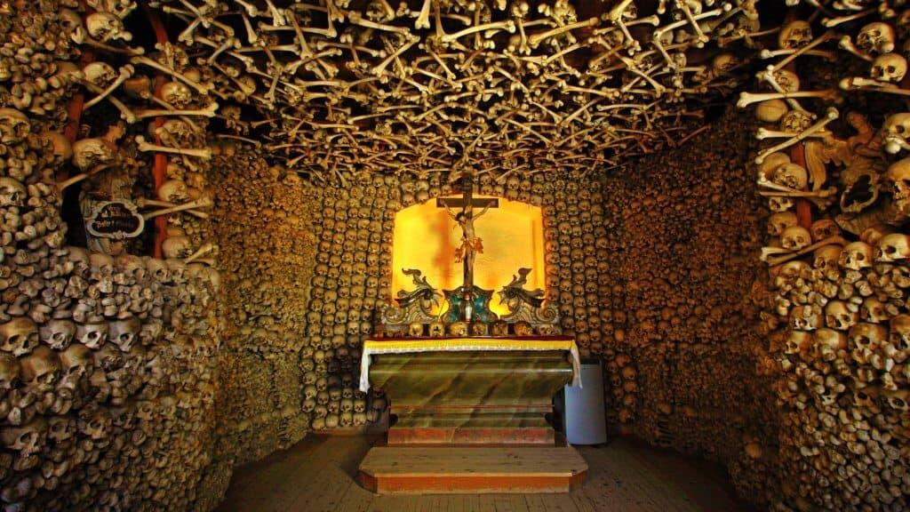 catacumbas de Lima Perú