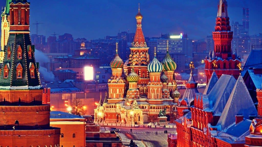 Catedral de San Basilio de Moscú