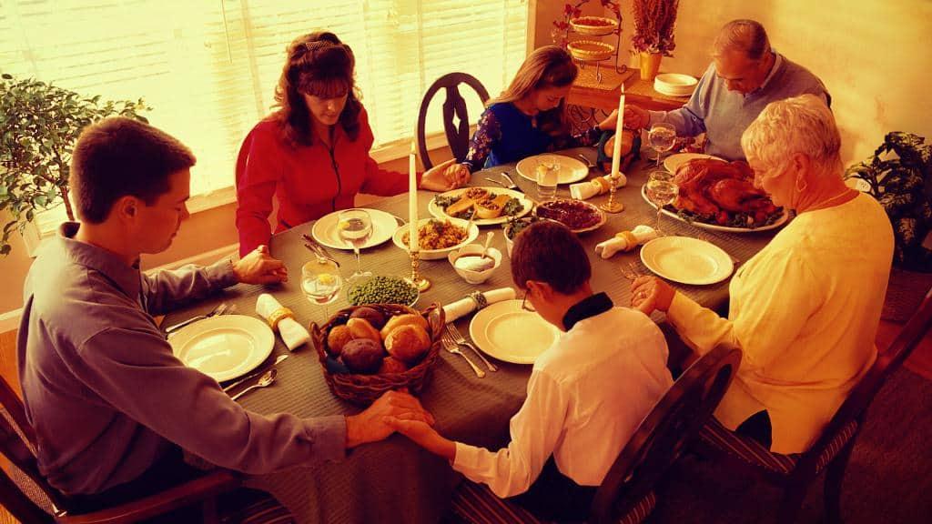 Thanksgiving oportunidad para enseña a tus hijos a ser agradecidos