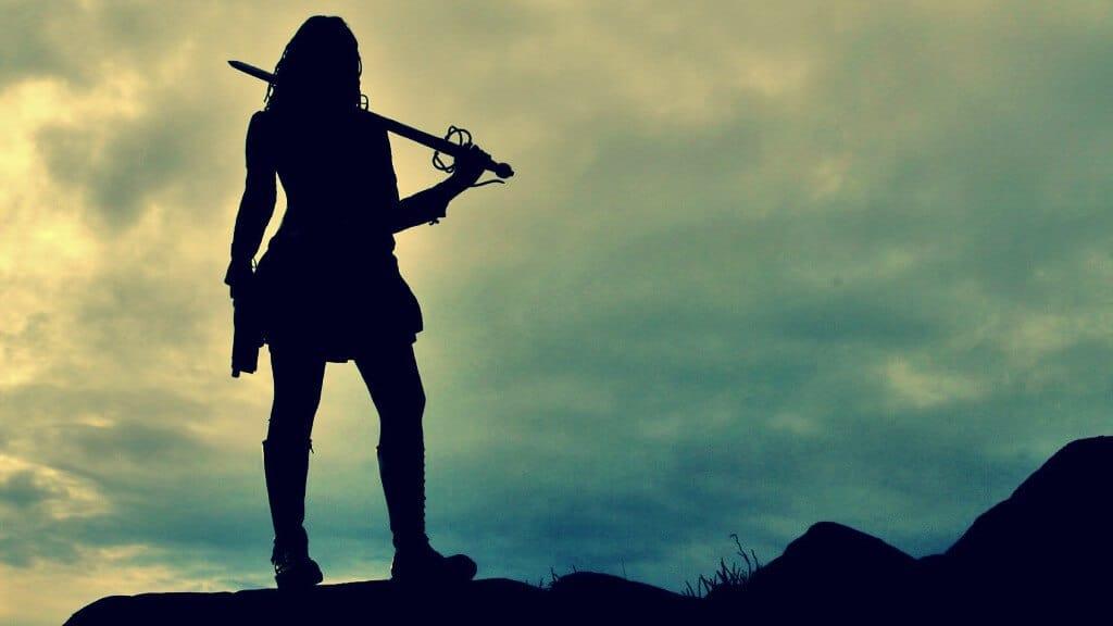 Las mujeres son el arma secreta de Dios
