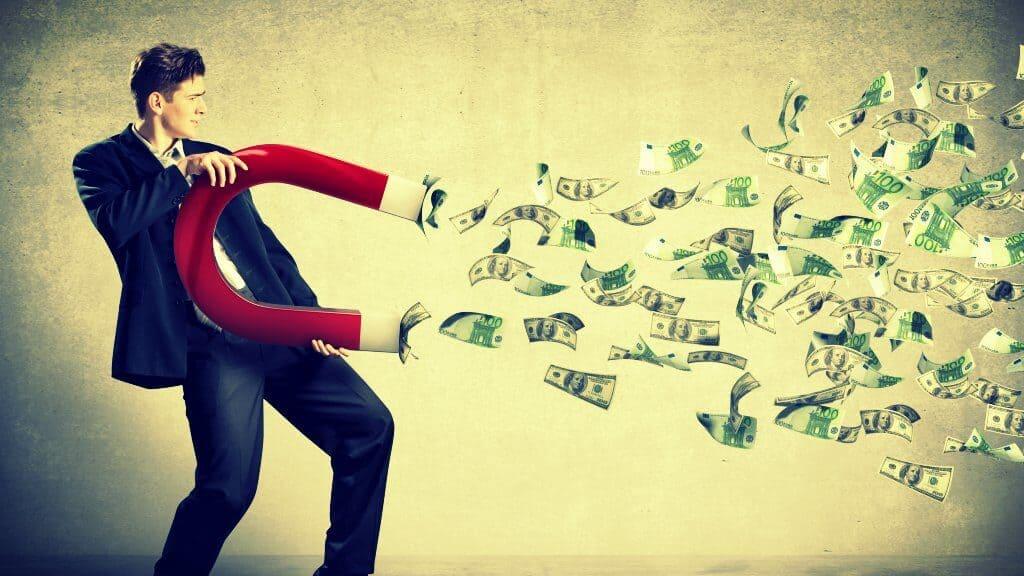 atraer más dinero