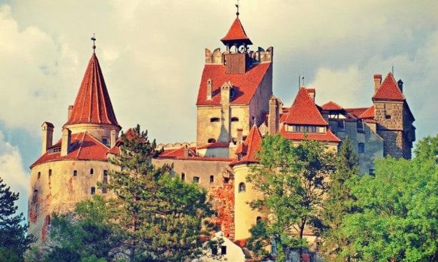 Halloween en Transylvania — Castillo Bran