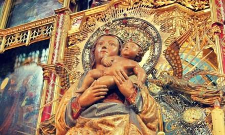 Día de la Almudena — La Virgen de Almudena Patrona de Madrid, España
