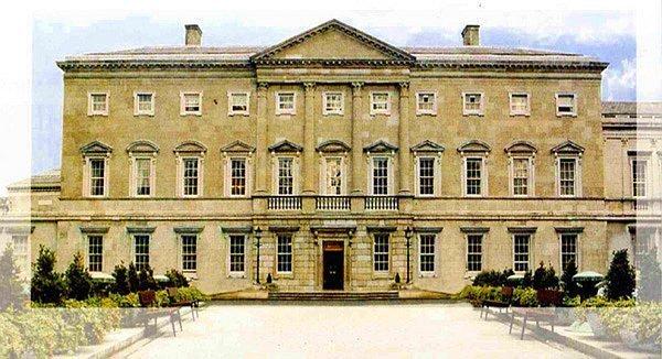 Edificio de Dublín - Leinster House