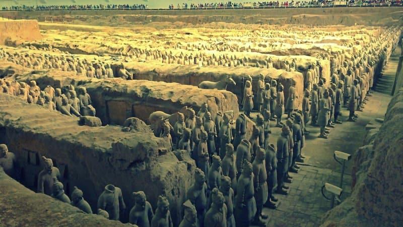 El Modelo de Ensamblaje de Toyota fue usado en China hace 2.200 Años
