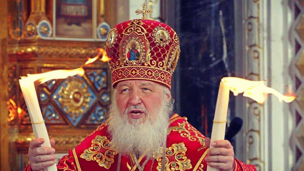 Patriarca de la Iglesia Ortodoxa