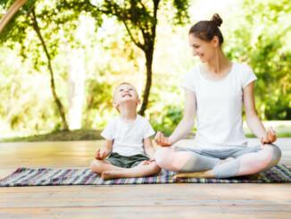 Enseñar a meditar a los niños
