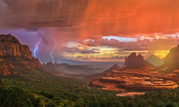 Turismo Místico — Sedona Estado de Arizona — Estados Unidos