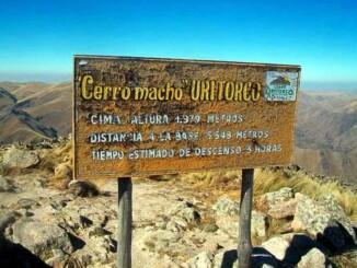 Cerro Uritorco en Argentina