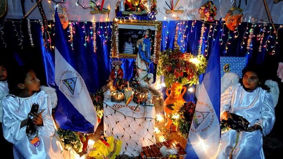 La Gritería - Tradición Religiosa de Nicaragua
