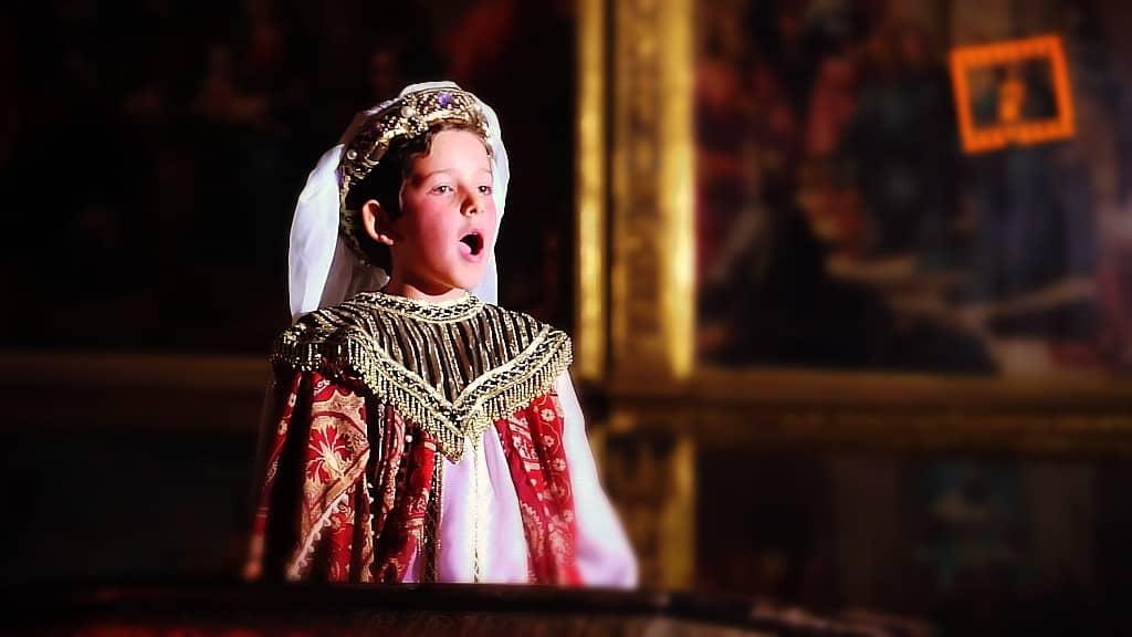 Escuche a La Sibila y su Canto
