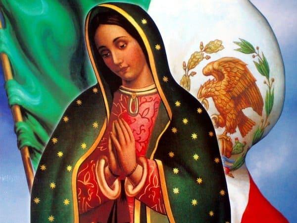 Virgen de Guadalupe — 12 de Diciembre — Historia de la Virgen de Guadalupe
