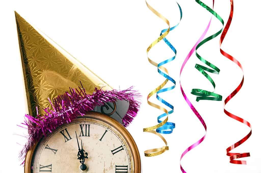 Curiosidades y Costumbres sobre el Fin Año Nuevo