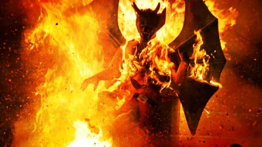 La Quema del Diablo Guatemala