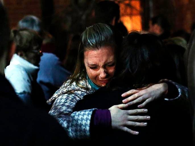 Tragedia Newtown, EE.UU