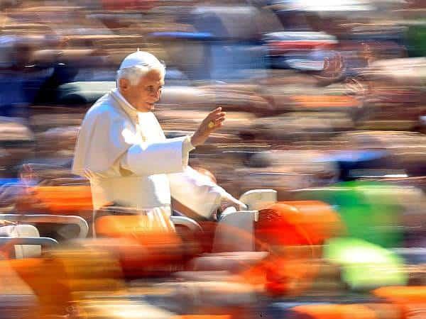 El Próximo 27 de febrero - Se despedirá Benedicto XVI