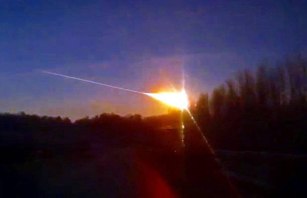 Crean Mitos sobre el Meteorito