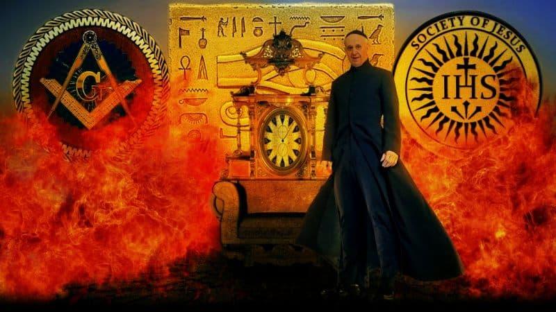La verdad tras el mito — La llegada del papa negro