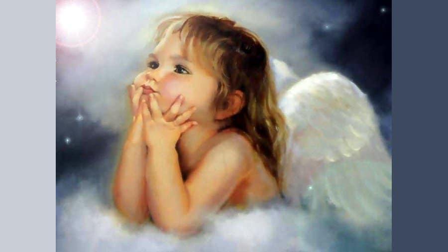 Lo que piensa un Ángel antes de venir a la Tierra