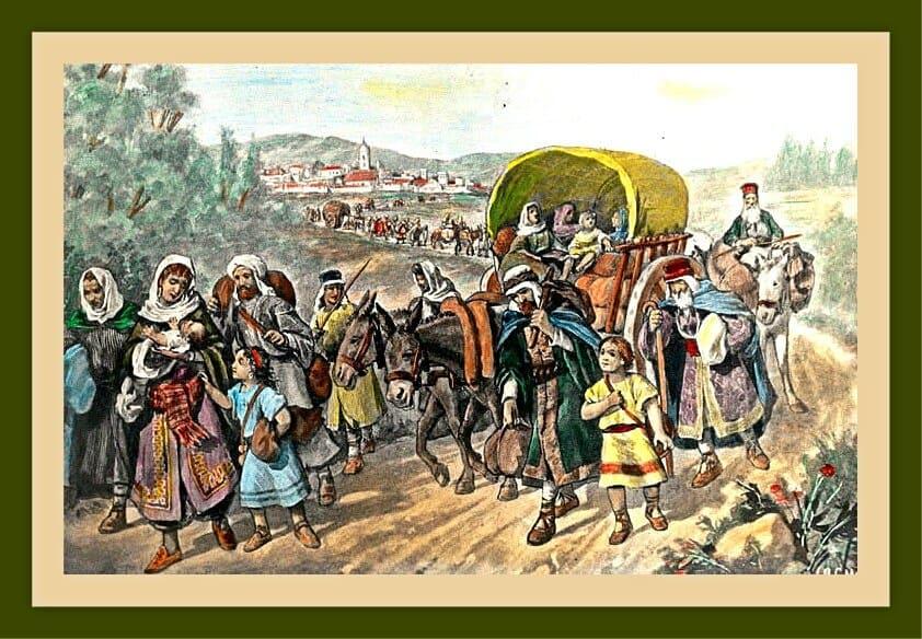judíos huyeron de España
