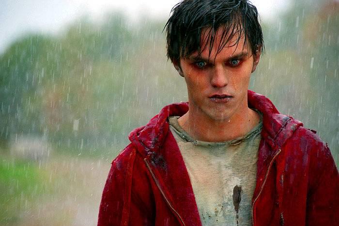 Nicholas Hoult como el protagonista de » Mi novio es un zombie