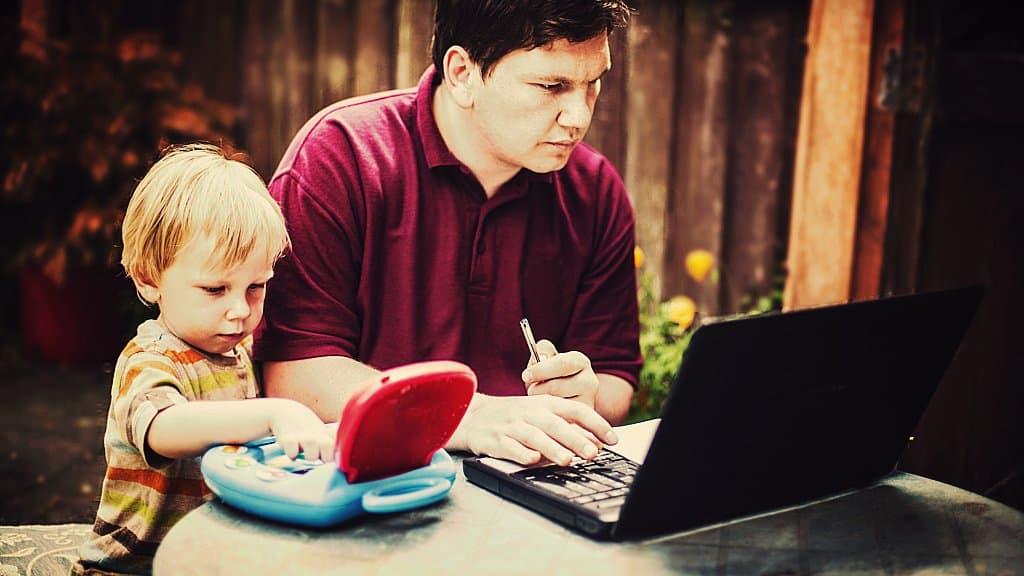 Padre Rico, Hijo Rico — Cinco cosas que deberías saber sobre los padres