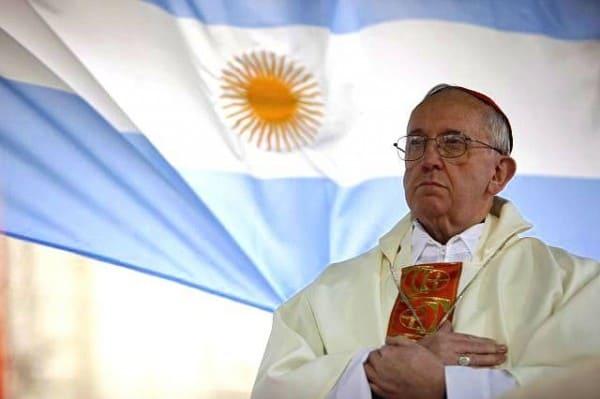 Cardenal Jorge Mario Bergoglio » Papa Francisco I