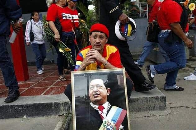 En qué creía el Presidente Venezolano