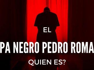 Profecía del Papa Negro