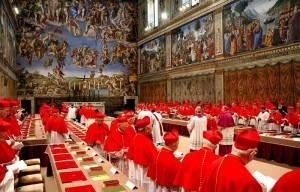 Normas y Ritos que fijan El Desarrollo del Cónclave Papal