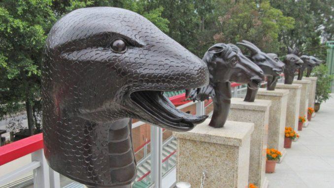 Veneno de la Serpiente China