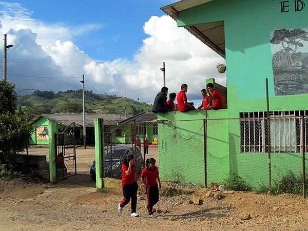 Posesión demoníaca en colegio de Colombia