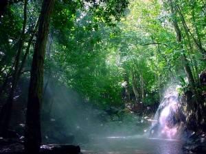 Aguas Termales Naturales