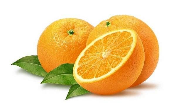 Tres días de dieta a base de Naranja