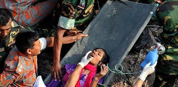 Milagro En Bangladesh