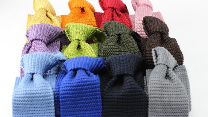 Significados del color en la corbata